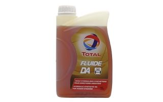 Жидкость ГУР TOTAL FLUIDE DA