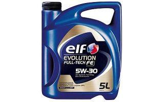 Масло ELF EVOLUTION FULL-TECH FE 5W30