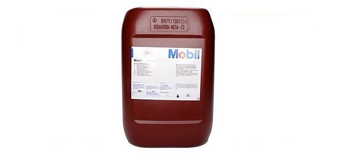 Гидравлическое масло Mobil Univis N