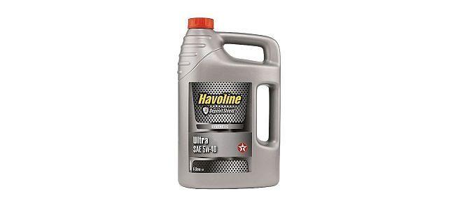 Масло Havoline Ultra 5W40