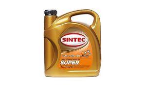 Масло SINTEC Супер SAE 10W40 API SG/CD