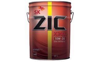 Революционная полусинтетика для дизеля: масло ZIC X3000 10W30