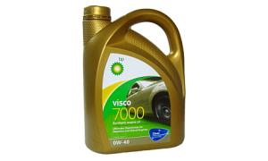 Масло BP Visco 7000 0W-40