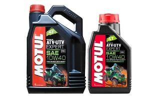 Масло Motul ATV-UTV EXPERT 4T 10W40