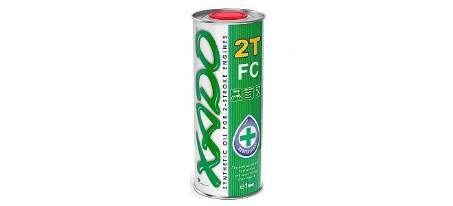 Масло для мототехники XADO Atomic Oil 2T FC
