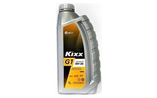Масло KIXX G1 0W-30