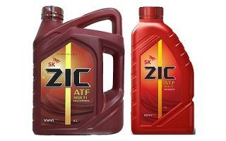 Трансмиссионное масло ZIC ATF MULTI