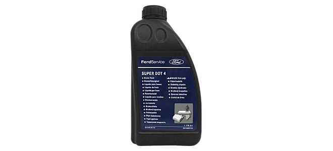 Тормозная жидкость FORD DOT-4