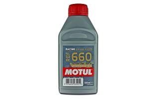 Тормозная жидкость Motul RBF 660 BRAKE FLUID