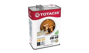 Масло TOTACHI Grand Touring 5W40