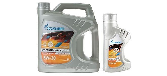 GAZPROMNEFT Premium GF-5 5W30