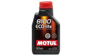 Масло Motul 8100 Eco-lite 0W20