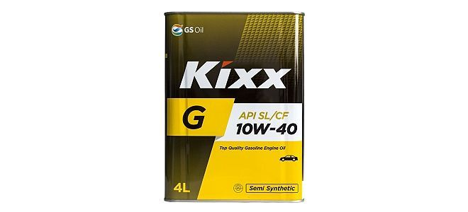 Масло Kixx G1 10W40