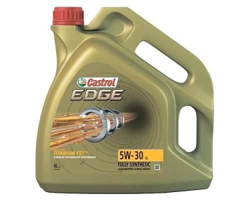 Масло Castrol EDGE 5W30 C3,LL