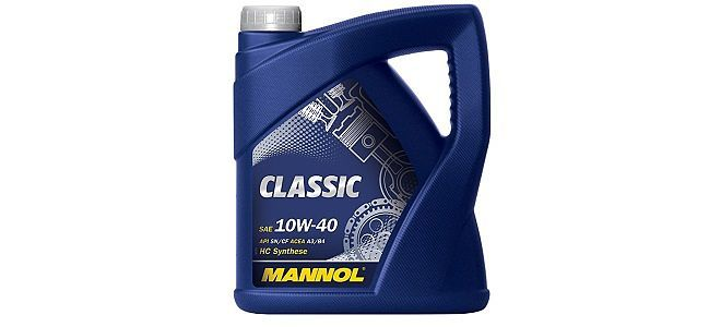 Масло MANNOL Classic 10W40