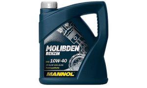 Масло MANNOL Molibden Benzin 10W40