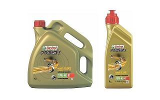 Масло Castrol Power 1 4T 10W40