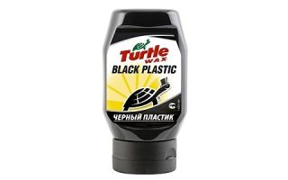 Полироль для пластика Turtle Wax BLACK PLASTIC