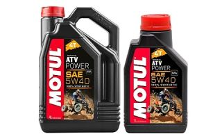 Масло Motul ATV POWER 4T 5W40