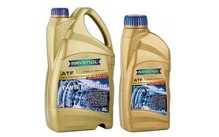 Трансмиссионное масло RAVENOL ATF T-WS Lifetime
