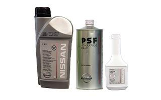 Жидкость для ГУР NISSAN PSF