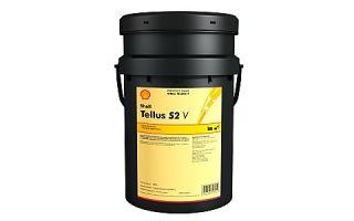 Гидравлическое масло Shell Tellus S2 V 46