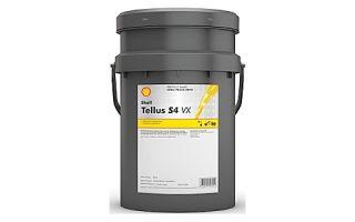 Гидравлическое масло Shell Tellus S4 VX 32