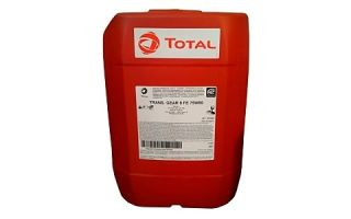 Масло TOTAL TRANSMISSION GEAR 9 FE 75W80