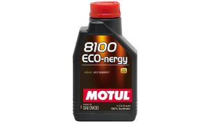 Масло Motul 8100 Eco-nergy 0W30