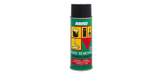 Смывка краски ABRO