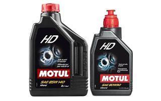 Масло Motul HD 80W90