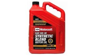 Масло FORD Motorcraft Premium Synthetic Blend 5W30
