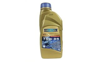 Масло трансмиссионное RAVENOL MTF-1 SAE 75W-85