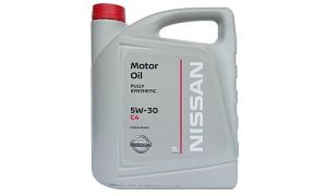 Масло NISSAN MOTOR OIL FS 5W30 C4