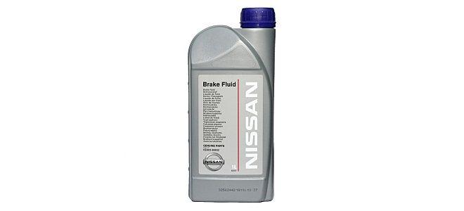 Тормозная жидкость Ниссан