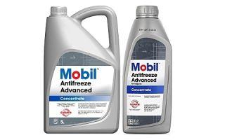 Антифриз Mobil Antifreeze Advanced