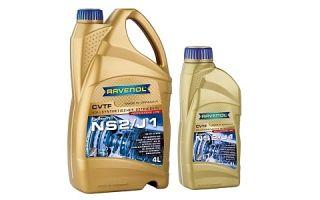 Масло для АКПП RAVENOL CVTF NS2 J1 Fluid