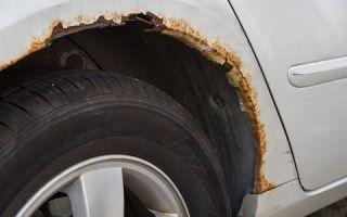 Главная ошибка автовладельцев, которая приводит к ржавчине на крыльях