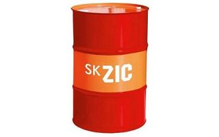 Специальное масло для двигателей на газу: ZIC CNG 5000 15W40