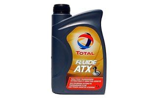 Масло для АКПП TOTAL FLUIDE ATX