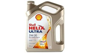 Масло Shell Helix Ultra 5W30