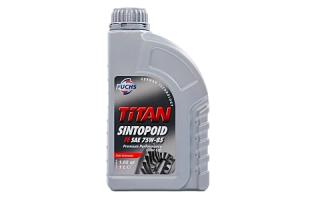 Масло для МКПП FUCHS TITAN SINTOPOID FE 75W-85
