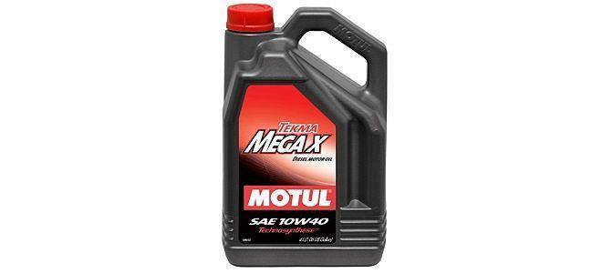 Масло Motul Tekma Mega X 10W40