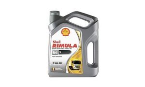 Масло Shell Rimula R4 (X,L) 15W40