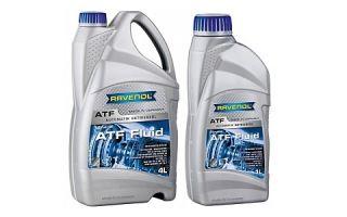 Трансмиссионное масло RAVENOL ATF Fluid