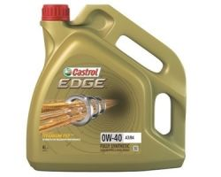 Масло Castrol EDGE 0W40