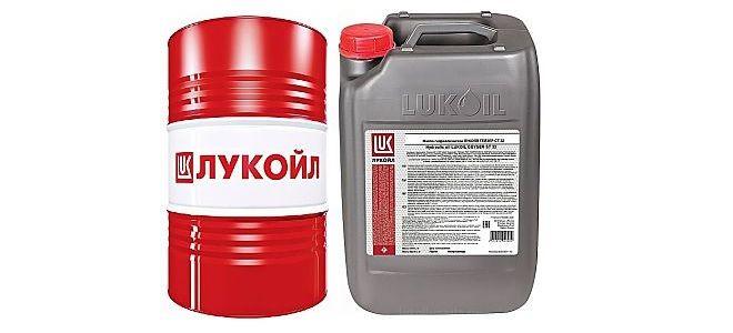 Гидравлическое масло ЛУКОЙЛ ГЕЙЗЕР СТ 32