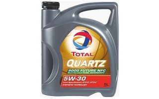 Масло TOTAL QUARTZ 9000 FUTURE NFC 5W30