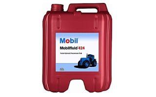 Многофункциональное масло Mobil Mobilfluid 424