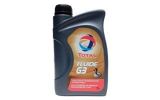 Жидкость для АКПП и гидравлических систем TOTAL FLUIDE G3